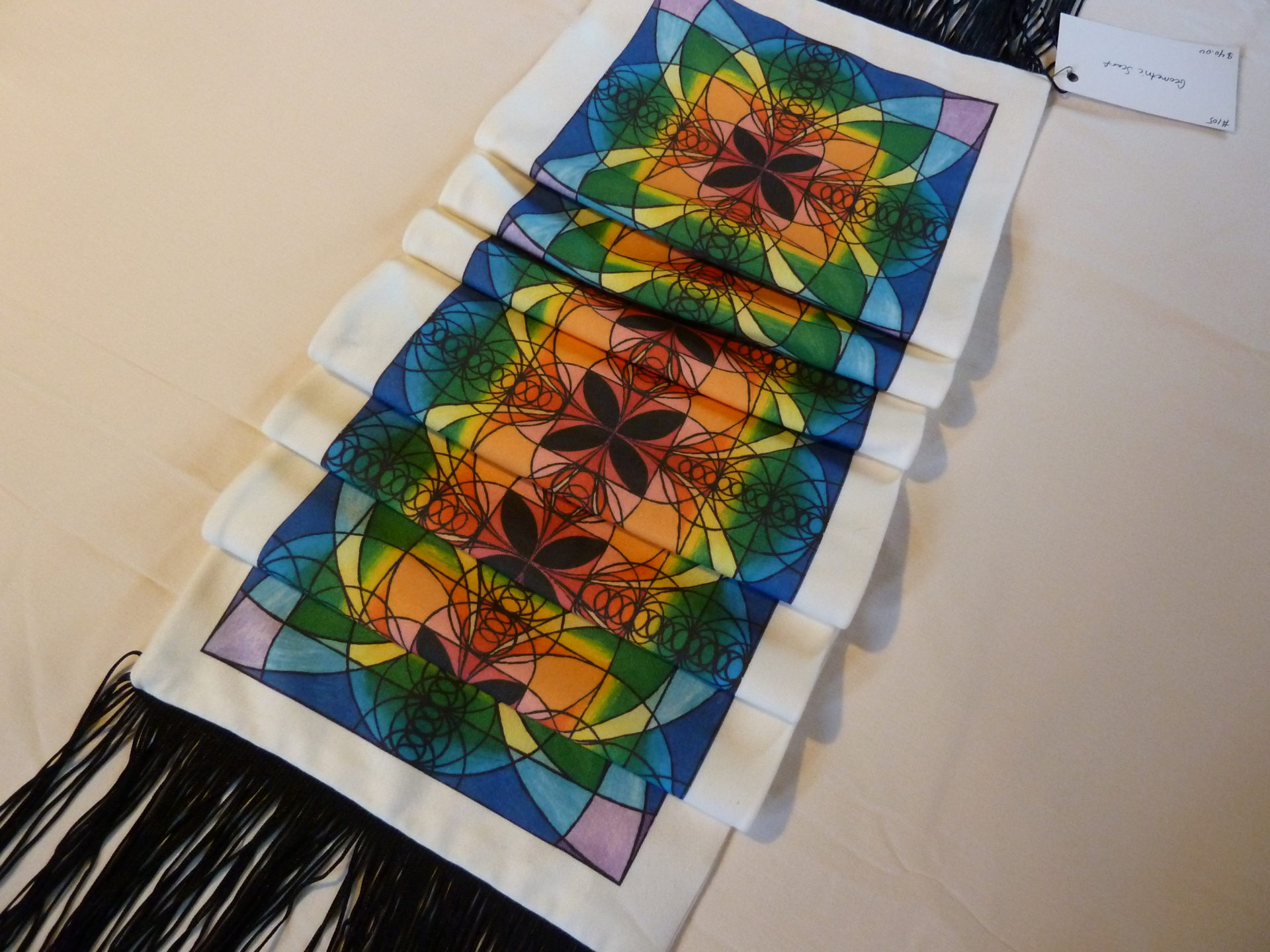 Elements of Four Scarf