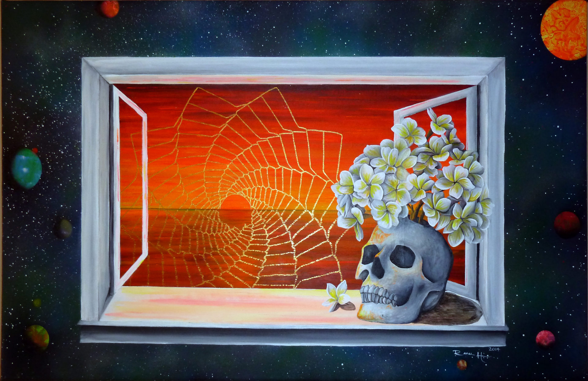 A Conventional Multidimensional View of Life & Death