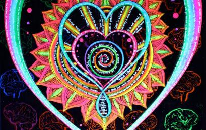 Heart Over Head Mural