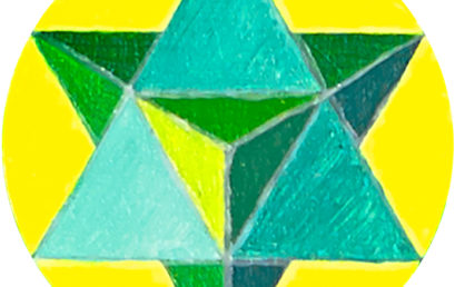 3D Star Tetrahedra