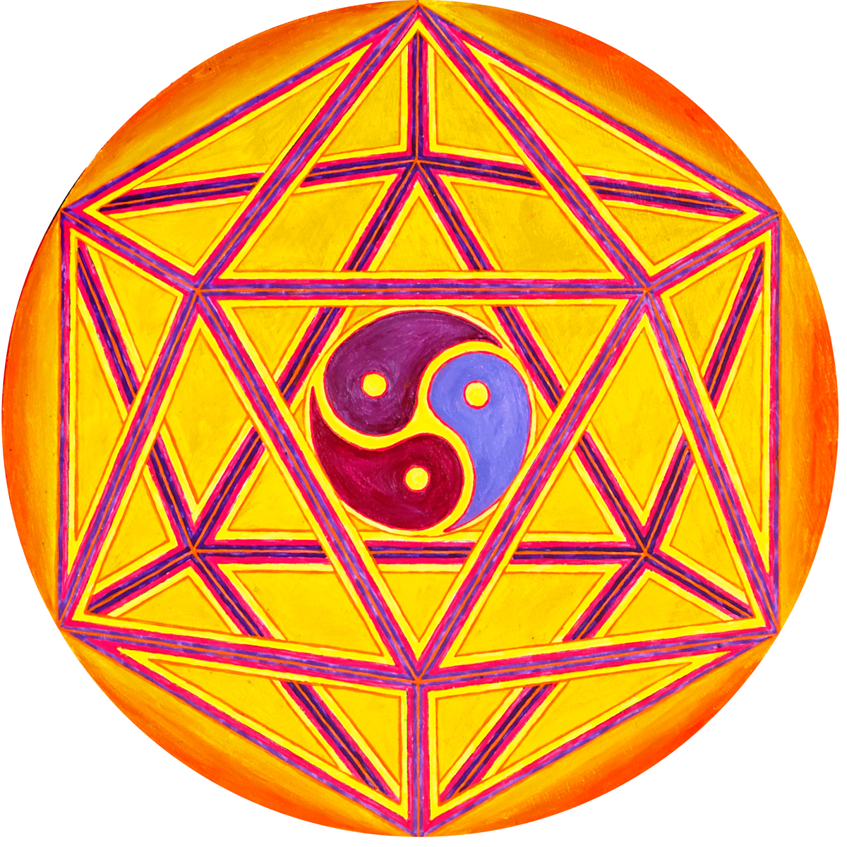 Icosahedral Cage