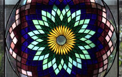 Stained Glass Torus